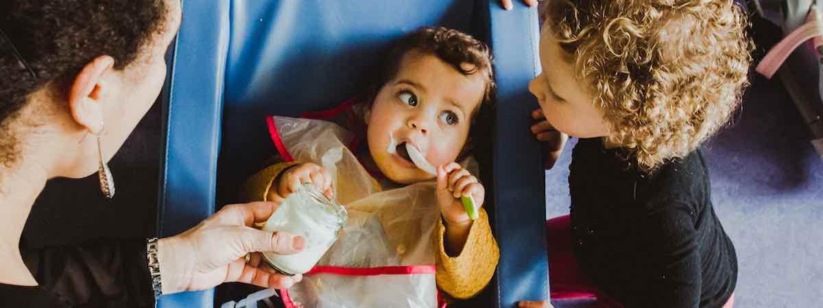 Charte alimentaire association Mod2Garde creche les Mureaux